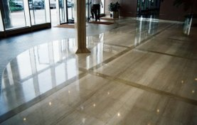 Commercial Marble Polishing