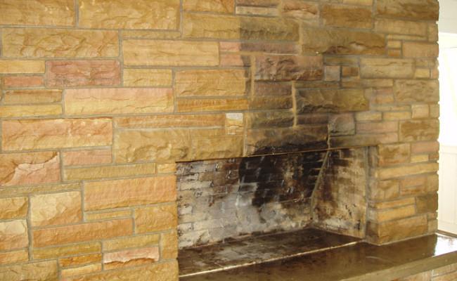 Fireplace Surround Cleaning Restoration Lake Zurich Il