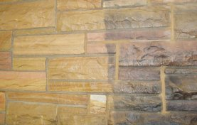 Fireplace Stone Restoration