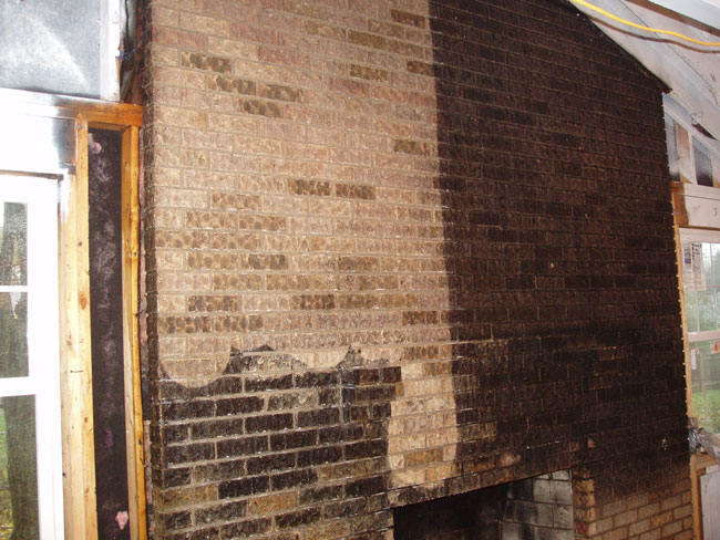 Brick Fireplace Cleaning Lake Zurich Barrington Hills