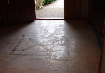 Grout Repair Marble Cleaning Polishing and Sealing 1