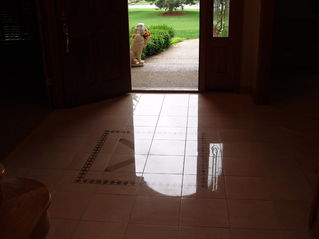 Grout Repair Marble Cleaning Polishing and Sealing 4