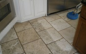 Cleaning Jerusalem Limestone