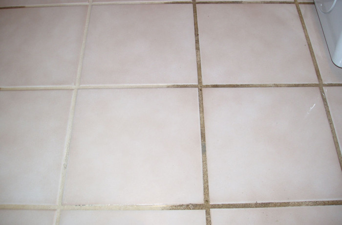 Residential Floor Cleaned