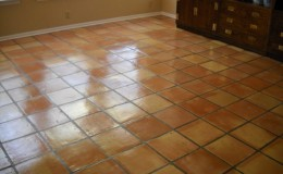 Saltillo Cleaning and Sealing 6