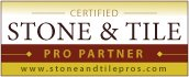 Stone And Tile PROS Certified Partner