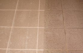 Cleaning Anti-Slip Tile