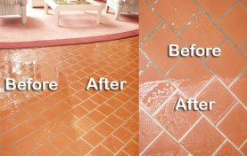 Commercial Floor Made Spotless