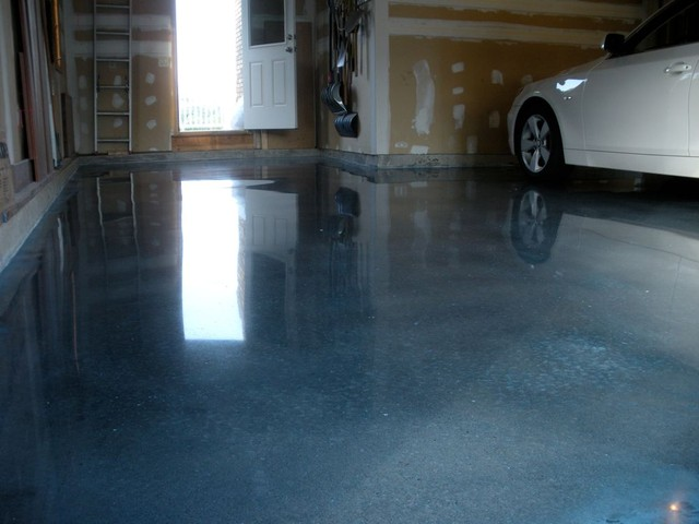 Garage Floor Cleaning And Polishing Lake Zurich Il