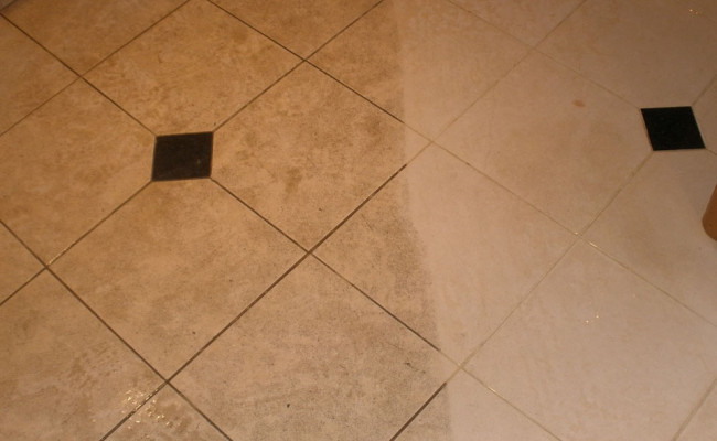 Grout Cleaning 1