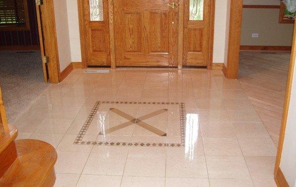 Marble Entry Restoration