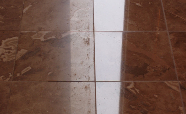 Grout Repair and Marble Polishing 3