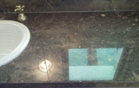 Limestone Countertop Repair