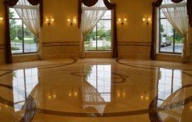 Banquet Hall Restored