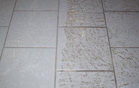 Public Facility Floor Cleaned