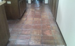 Saltillo Cleaning and Sealing 1