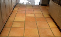 Saltillo Cleaning and Sealing 2