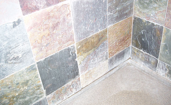 Slate Shower Cleaning and Sealing 1
