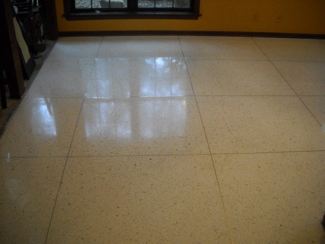 Terrazzo Restoration and Polishing 2