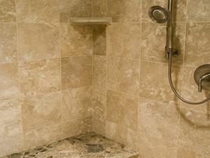 Travertine Shower Cleaning Repair Amp Polishing Chicago