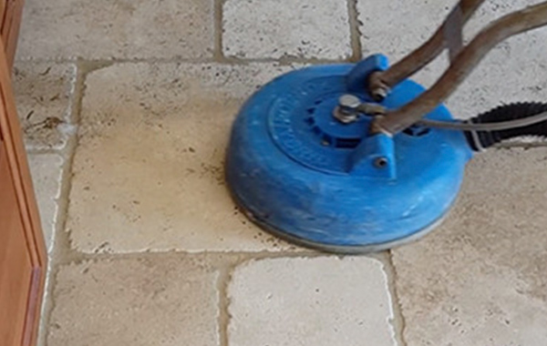 Jerusalem Limestone Deep Cleaned