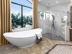 Shower Restoration
